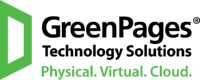 GreenPages Logo 2017 Transparent no white in center