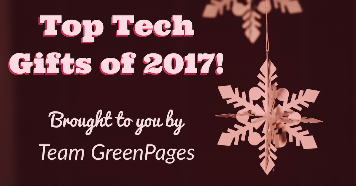 Tech Gifts 2017
